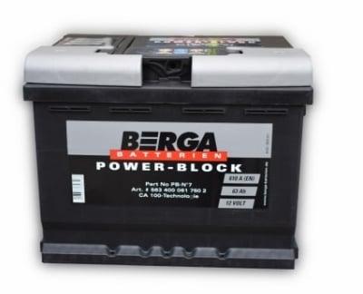 BERGA 63AH