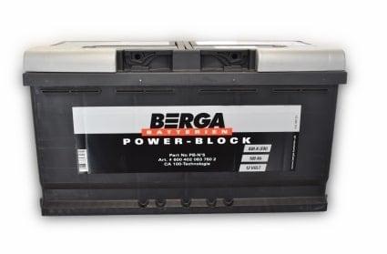 BERGA 100AH