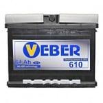 Veber акумулатор